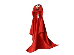 Elmo Hooded Wrap - Toddler
