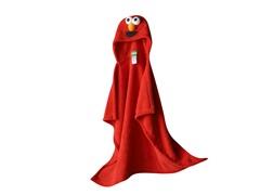 Elmo Hooded Wrap - Toddler