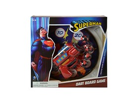 Superman S248 Superman Launcher and Dart Game