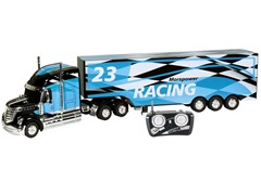 RC Truck & Trailer- Racing