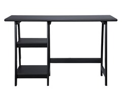 SEI Langston Black Desk