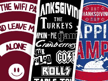 Tees to Be Thankful!