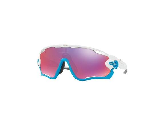 83e8373070f Oakley OO9270-18 Jawbreaker Prizm Road Polished White