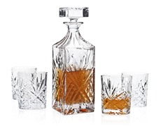Dublin 5-Piece Whiskey Set