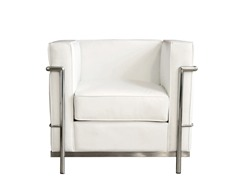 Le Corbusier Style Chair White
