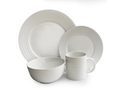 Waverly Concentric Circles 16-Pc Dinner Set