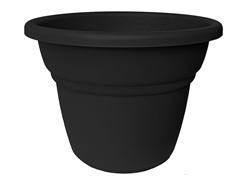 6PK Planter, 20-Inch, Black