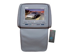 "Adjustable Headrest w/ 7"" TFT/LCD Monitor"