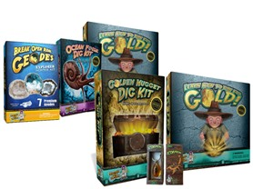 Your Choice: Discover with Dr. Cool Bundles