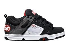 DVS Comanche Skate Shoe - B/W Nubuck