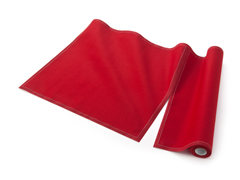 Red Dinner Napkin 12-Ct Cotton
