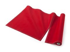 Red Dinner Napkin 12-Ct Cotton