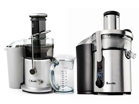 Breville Juice Fountains - 5 Styles