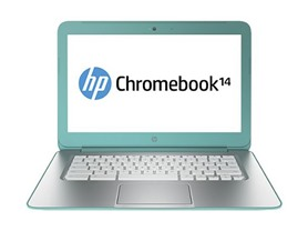 "HP 14"" Dual-Core Chromebooks w/Free 4G"