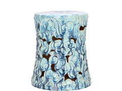Safavieh Glazed Ceramic Garden Stool