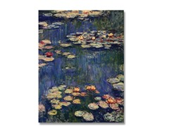 Claude Monet Water Lilies - Canvas Art