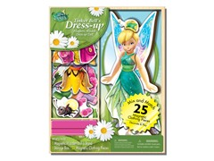 Disney Fairies 25 Piece Wood Magnetic Doll
