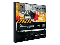 Urban Style III- ArtBlock (2 Sizes)