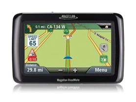 "Magellan 4.3"" GPS w/ Lifetime Traffic"