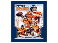 """Peyton Manning 4"""" x 6"""""""