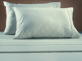 350TC 100% Pima Cotton 6Pc Sheet Set-4 Sizes