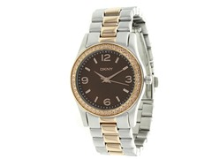 Ladies Essentials and Glitz Silver Watch