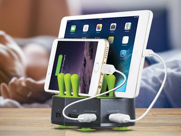 Aduro Grass Hub 4 Port Charging Stand