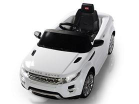 12V White Range Rover Evoque