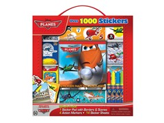 Disney Planes Sticker Box