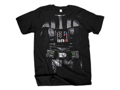 Darth Vader Costume Youth Tee (8-20)
