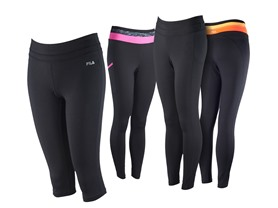 Fila Women's Workout Capris and Pants