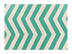 Frontier Flatweave Juiper Chevron- Multiple Sizes