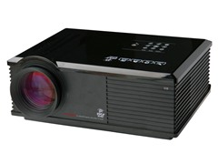 LED Widescreen Projector w/ATSC Tuner