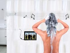 Shower Tunes Shower Liner Speaker System