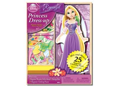 Disney Tangled Magnetic Dress-Up