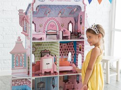 My Sweet Home Dollhouse w/ Furniture