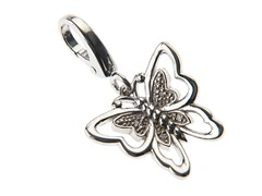 SS, Diamond Butterfly Charm