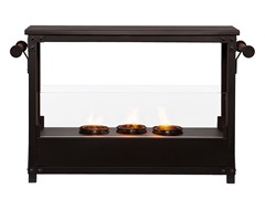 Layton Portable Indoor/Outdoor Fireplace