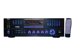 3000W AM-FM Receiver with Built-In DVD/MP3/USB