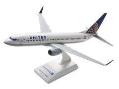 Skymarks United Airlines B737-800
