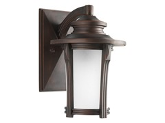 1-Light Wall Lantern, Autumn Haze