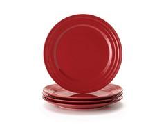 "Dinner Plates Set of (4) 11"""