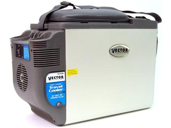 Vector 17 Liter Travel Cooler Amp Warmer Console