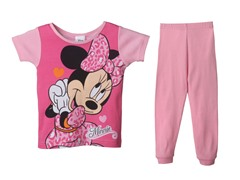 Minnie Pink 2-Piece Set (2T-4T)