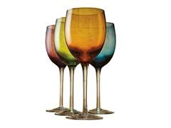 Tuscana 12oz White Wine - S/4 - Assorted