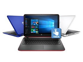 "HP Pavilion 17"" AMD Touchscreen Laptops"
