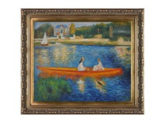 Renoir - Boating on the Seine