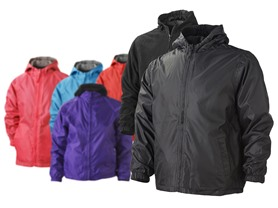 Reversible Fleece Jackets - 5 Colors
