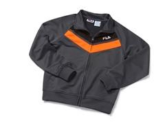 Fila Tricot Track Jacket - Iron