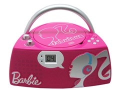 Barbie Glam Tastic Boombox- Pink
